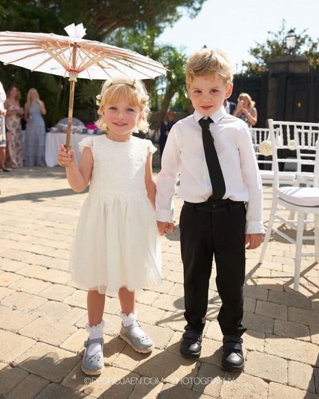 HOT TOPIC: KIDS AT A MARBELLA WEDDING??